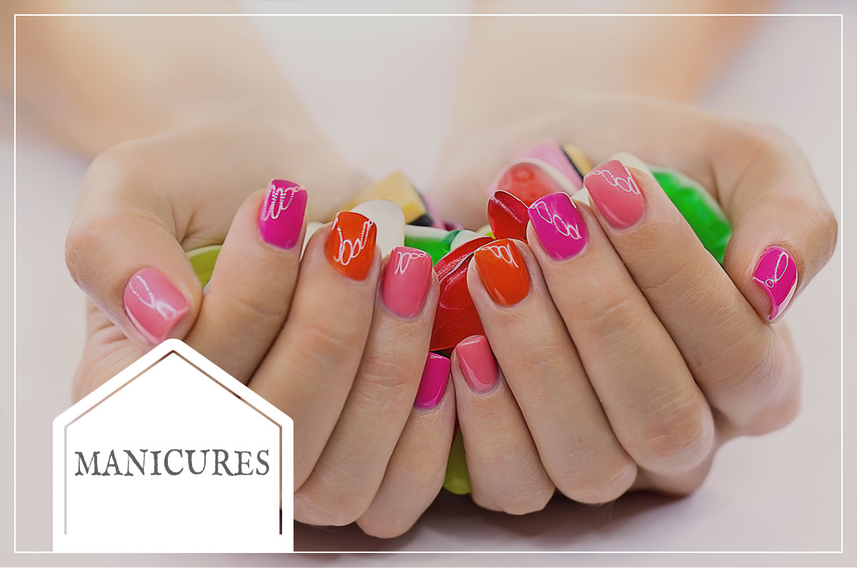 Manicure Services at Magazine Nails in New Orleans