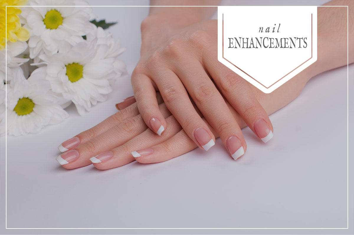 Nail Enhancement Services at Magazine Nails in New Orleans