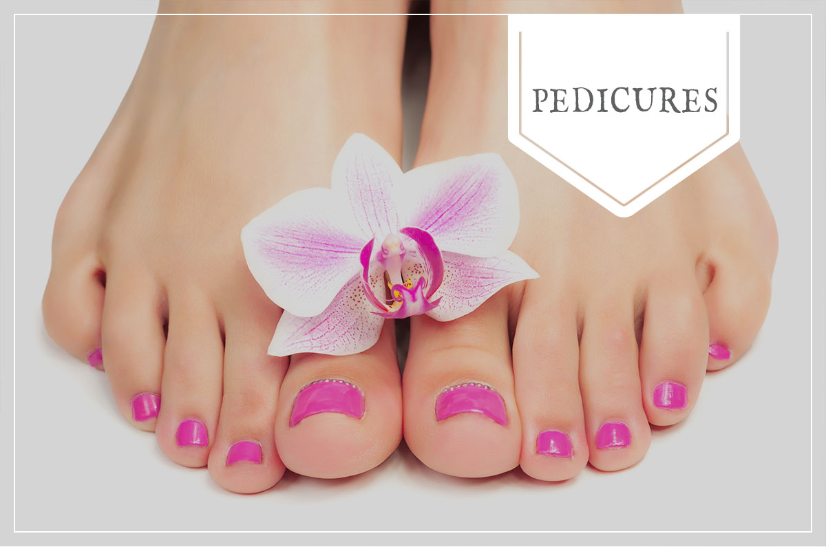 Pedicure Services at Magazine Nails in New Orleans